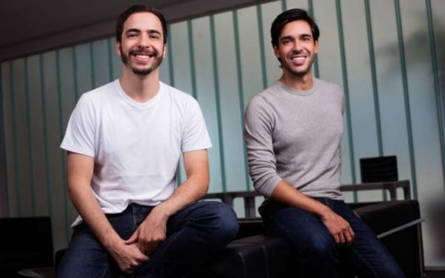 Renato Andrade e Guilherme Nosralla, fundadores da Merama