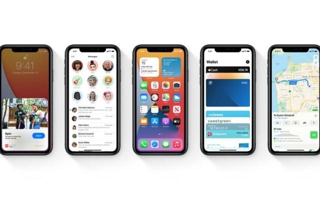 O novo iOS 14 traz grandes mudanças para o sistema da Apple - mas várias delas já estavam presentes no Android