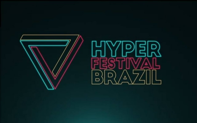 Quarta edição do Hyper Festival Brazil acontece nesse sábado, 23, em São Paulo