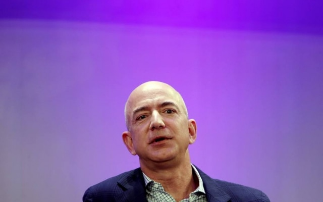 Além da Amazon, Jeff Bezos comanda a empresa espacial Blue Origin