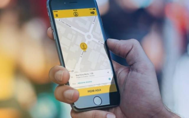 Aplicativo da Easy, que agora faz parte do mesmo grupo do aplicativo de carona paga Cabify