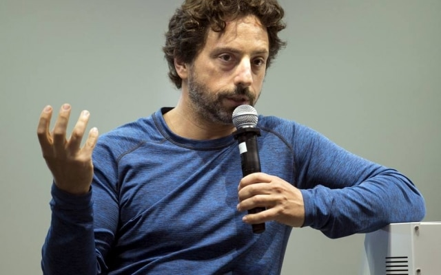 Sergey Brin, co-fundador do Google, participou de protestos neste final de semana