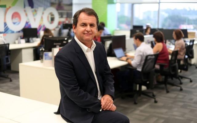 RicardoBloj, que está à frente da Lenovo desde 2018: troca de 80% dos altos executivos