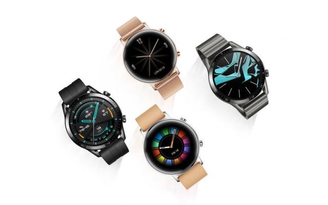Huawei lançou, nesta terça-feira, 21, novos produtos wearables.Huawei Watch GT2 é o novo relógio inteligente da marca