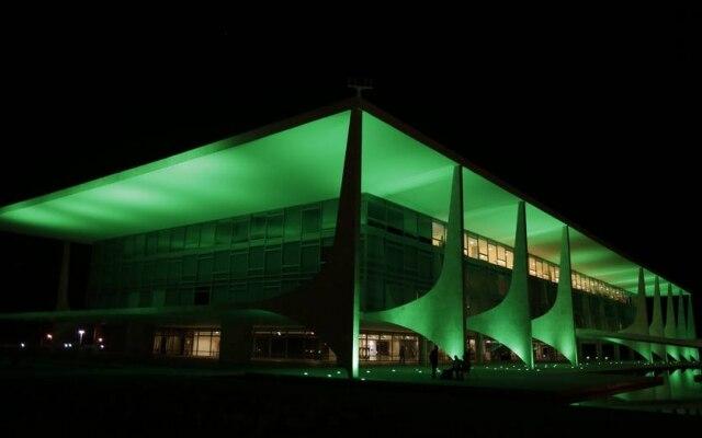 Palácio do Planalto, em Brasília