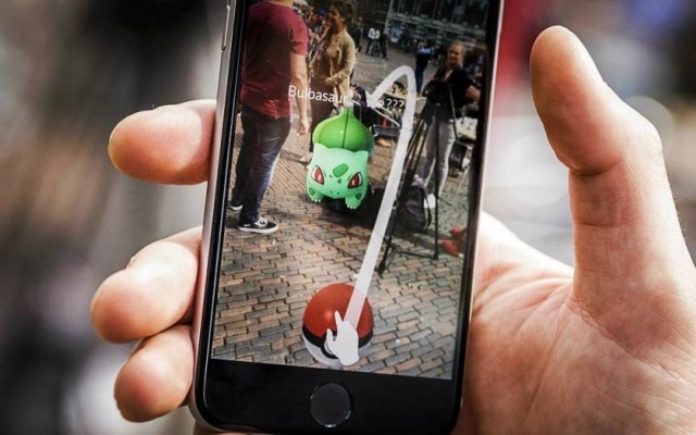 Jogo Pokemon Go virou febre mundial em 2016