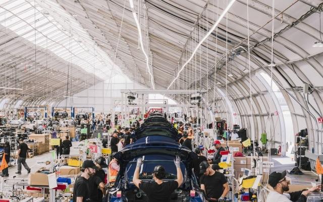 Fabricação de Model 3 tem sofrido complicações nos últimos meses