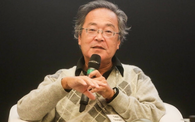 Tadao Takahashi, fundador da RNP, agora faz parte do Hall da Fama da Internet