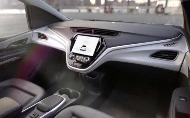 GM entra de vez no mundo dos carros autônomos com veículo sem volante e pedais