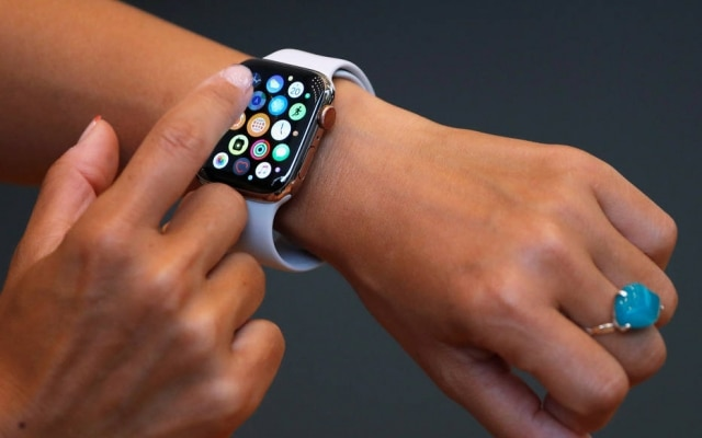 Apple Watch é o relógio inteligente da Apple
