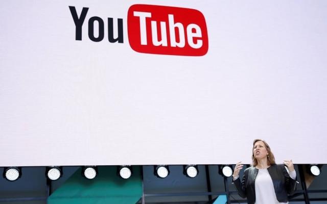 Susan Wojcicki is the CEO of YouTube