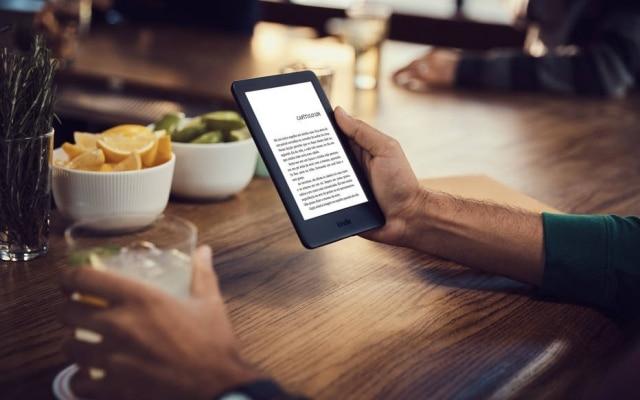 O novo Kindle começará a ser vendido em abril nos Estados Unidos, por US$ 90