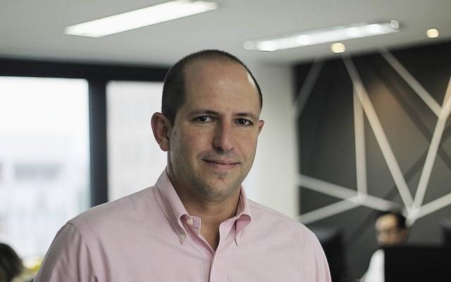 Rafael Pereira, presidente executivo da fintech Rebel: aporte do exterior