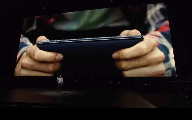 O novo Galaxy Note 9, da Samsung: tela tem 6,4 polegadas, a maior da história para a linha