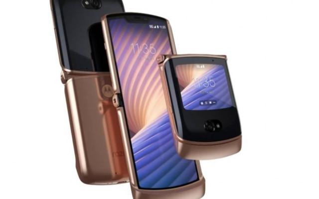 Motorola Razr recebe atualização nos EUA