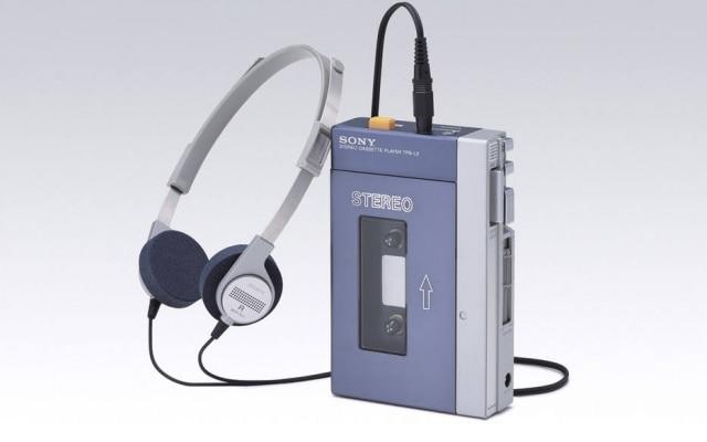 O Walkman acabou se tornando sinônimo de players de mp3