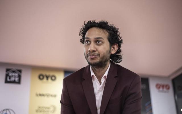 Ritesh Agarwal, fundador da Oyo