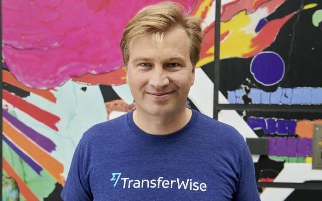 Kristo Kaarmann, presidente executivo da TransferWise, startup da Estônia que faz transferências internacionais