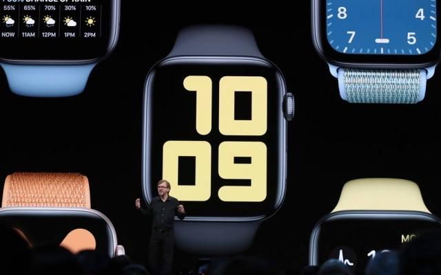 O Apple Watch ganhará novas funções de saúde