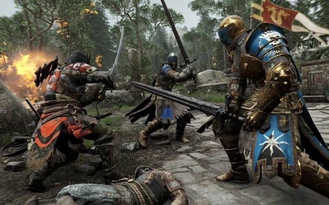 Publicado pela Ubisoft, For Honor chamou atenção por se tratar de um hack n' slash de guerra que lembra títulos japoneses como Dynasty Warriors, mas tem um ritmo muito mais lento que outros games do gênero, com um foco em combates mais realistas entre os guerreiros. Data de lançamento: 14 de fevereiro de 2017. Plataformas: PlayStation 4, Xbox One e PC.