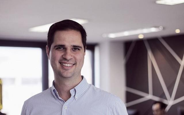 André Botelho, cofundador da startup Rebel