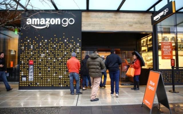 Existem hoje 26 lojas Amazon Go nos Estados Unidos
