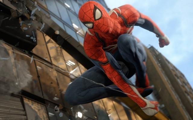 Game do Homem-Aranha feito pela Insomniac Games (Sunset Overdrive) fechou a conferência da Sony. Sai em 2018, só para o PS4