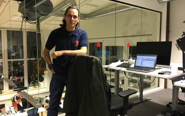 Edilson Osorio, cientista de computação
