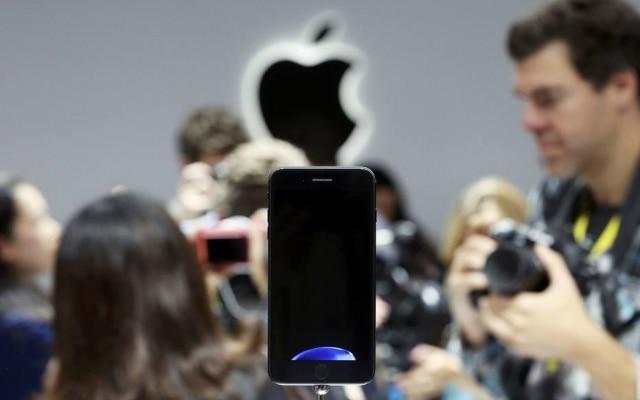 iPhone 7, última versão do smartphone da Apple, foi lançada em setembro de 2016
