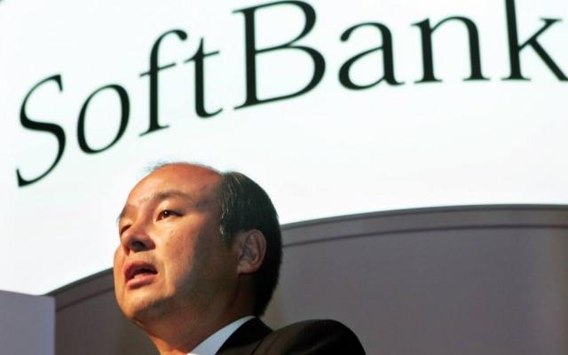 Masayoshi Son é presidente executivo da SoftBank