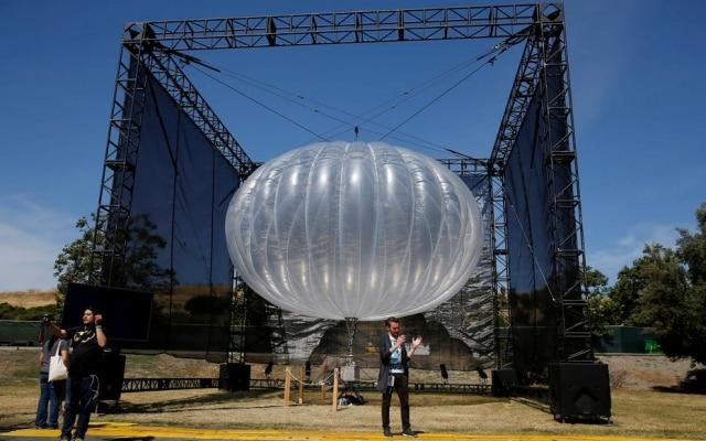 Para as operadoras, cada balão custaria dezenas de milhares de dólares, com duração de apenas cerca de cinco meses