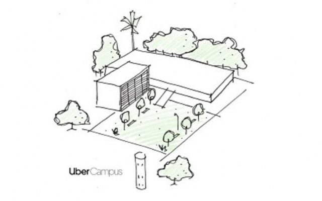 O projeto conta com 18 mil metros quadrados de área verde e12 mil metros quadrados de área construída