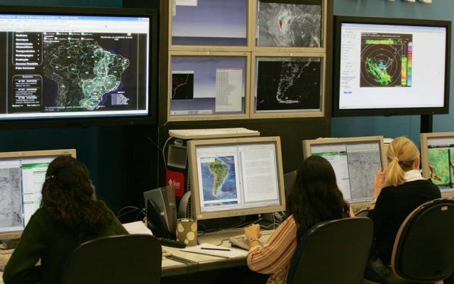 Operação de 2010 do supercomputador Tupã
