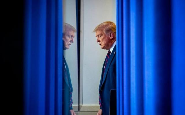 Trump opinou publicamente sobre a propriedade da TikTok, em declarações e em ordens executivas