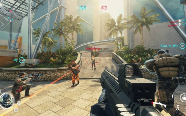 Um dos destaques do game é sua boa performance até mesmo em computadores de configurações pouco robustas