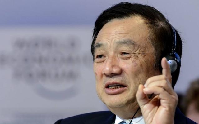 """""""Em matéria de tecnologia 5G, as outras empresas não alcançarão a Huawei em dois ou três anos"""", disseZhengfei"""