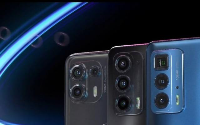 Em todos os aparelhos, o conjunto de câmeras possui a lente de 108MP