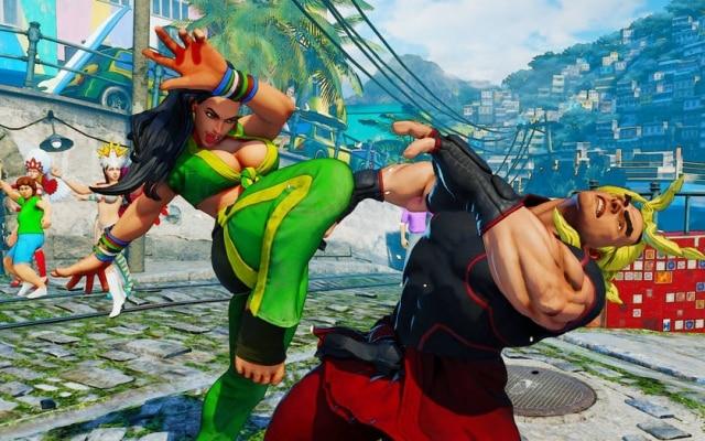 Dez brasileiros vão participar do torneio de Street Fighter V em Las Vegas