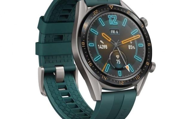 Huawei Watch GT Active chega ao Brasil e tem bateria como destaque