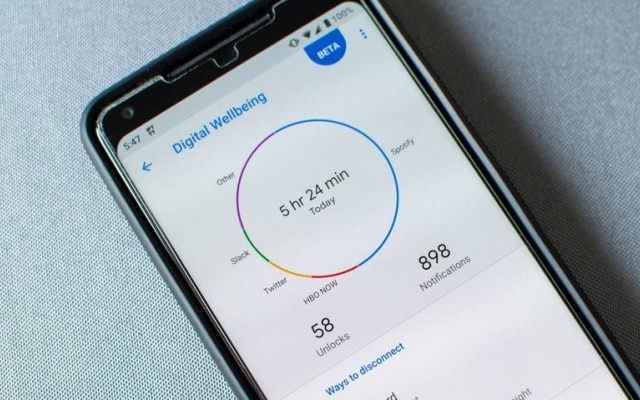 Apps que medem tempo de tela podem ajudar a desconectar