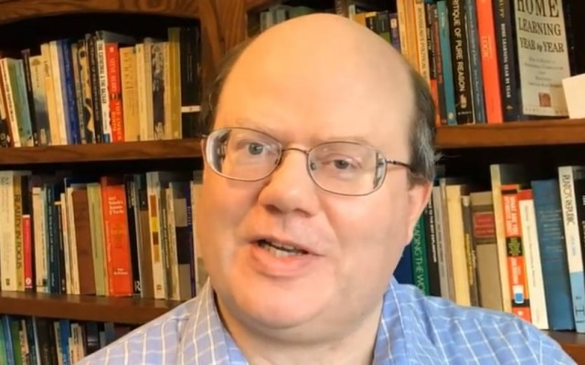 Larry Sanger deixou a Wikipédia em 2002