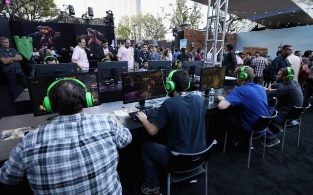 Maior conferência de games do mundo acontece em Los Angeles.
