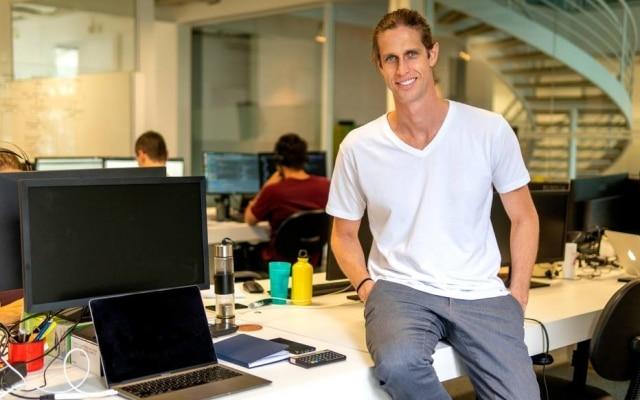 Sem estresse. Fundada em 2019, a startup catarinense Leve, de Gustavo Raposo, quer levar bem-estar financeiro para funcionários dentro de empresas