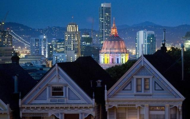 San Francisco, nos Estados Unidos, tem 76 arranha-céus