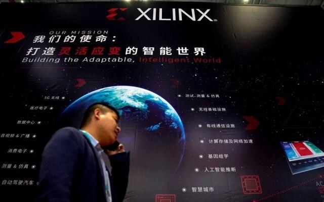 A compra da Xilinx é parte da estratégia da empresa de enfrentar a Intel no mercado de data centers