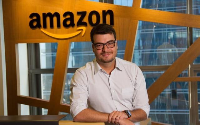 Daniel Mazini, diretor de varejo da Amazon no Brasil