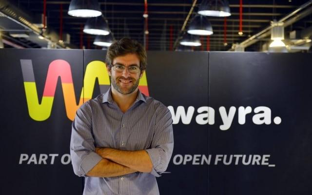 Renato Valente, diretor da aceleradora Wayra