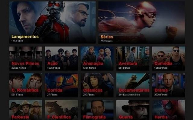 Mega Filmes HD, tirado do ar em novembro do ano passado