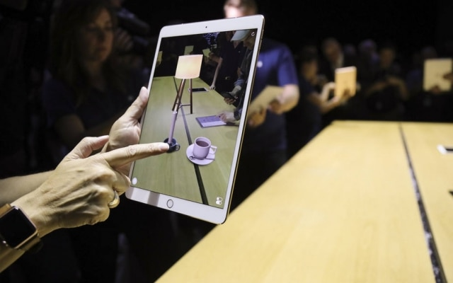 Novo iPad deve chegar às lojas em 2018
