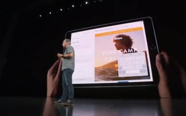 Novo iPad tem tela de 10,2 polegadas